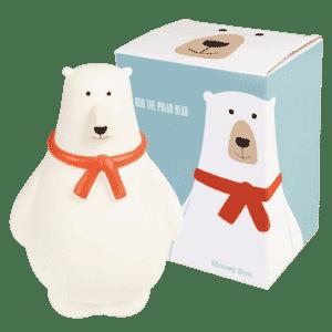 Money Box - Bob The Polar Bear