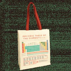 Shopping bag Periodic Table