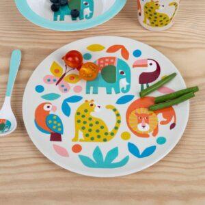 Dinner plate - wild nature