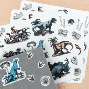 Stickers - Dinosaur