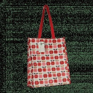 Shopping bag - apples